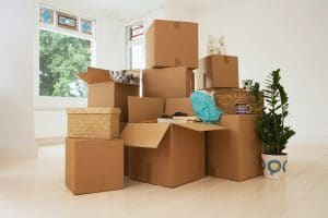 société de déménagement
