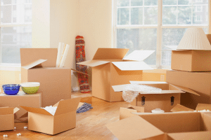 entreprise de déménagement