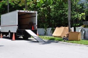 camion déménagement gros volume
