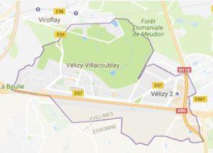 déménagement à Velizy