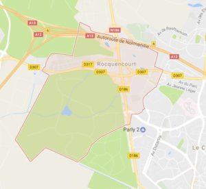 Déménagement d'entreprise à Rocquencourt